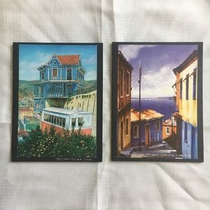 Other - Two Valparaiso Chile prints
